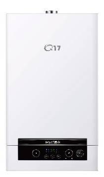 评测   庆东纳碧安Q17采暖热水两用燃气炉,一款有内涵的壁挂炉
