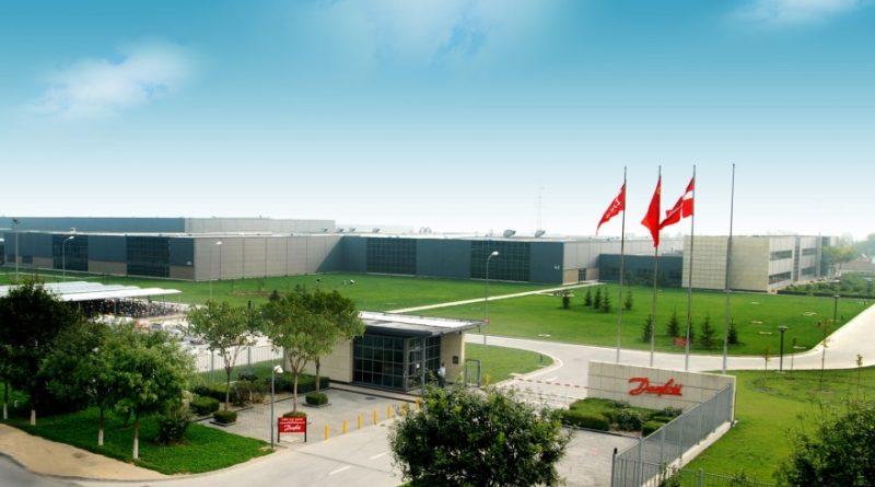 """丹佛斯海盐、武清两家工厂喜获""""绿色工厂""""称号"""