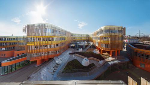 大学校园的整体规划